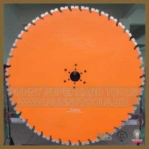 Long Lifespan Laser Welded Concrete Blade (MADE IN China) pictures & photos