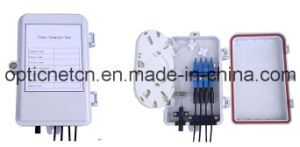 Fiber Optic Distribution Box Sc/Fcadapter pictures & photos