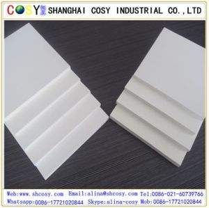 Any Size Can Be Customized PVC Foam Board pictures & photos
