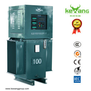 Low Voltage 3 Phase Automatic Voltage Stabilizer 150kVA pictures & photos