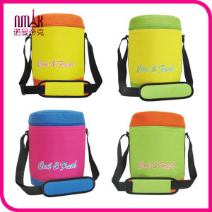 Outdoor Insulated Aluminum Cooler Bag Lunch Box Thermo Picnic Sling Pouch