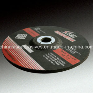 Sisa Depressed Center Wheels/Grinding Wheel pictures & photos