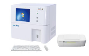 Medical Biochemical Analyzer for Testing Trace Items pictures & photos