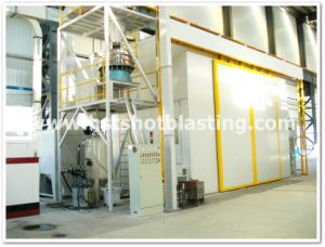 CE Approval Sand Blasting Room