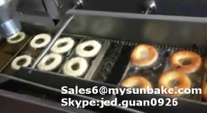 Bakery Automatic Donut Making Machine pictures & photos