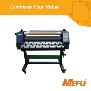 (MF850-B2) Flatbed Laminator for Building Materials pictures & photos