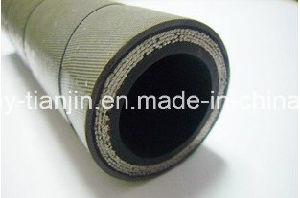 4sh Four Wire Spiral High Pressure Hose/ Hydraulic Rubber Hose pictures & photos