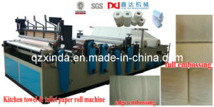 Towel Paper Sheet Embossing Machine pictures & photos