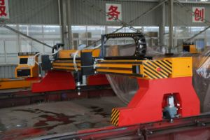 CNC Plasma and Flame Cutting Machine, Table Type Cutting and Shearing Machine pictures & photos