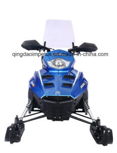 200cc Automatic and Electric Startc Chain Drive Utility Snowmobile Skidoo pictures & photos