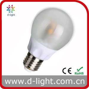 Pear Shaped 8W Best Light Good Style ERP High Lumen LED Bulb