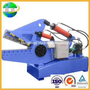 Hot Selling Alligator Scrap Metal Shear for Sale (Q08-160A) pictures & photos