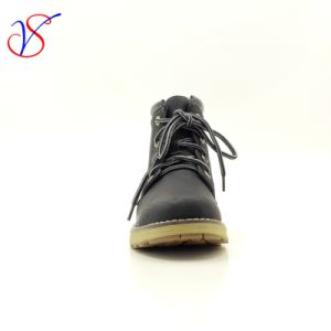 Three Color Women Safety Working Work Shoes Boots (Sv-Wk-010-Blk) pictures & photos
