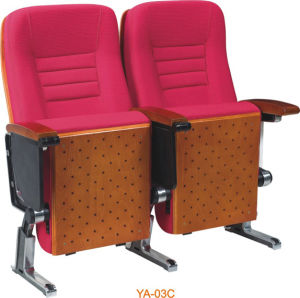 Luxury Theater Seating with Armrest (YA-03C) pictures & photos