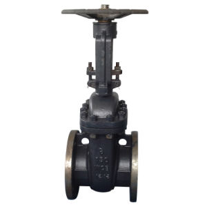 ASTM Flanged Gate Valve (Z41H-150LB) pictures & photos