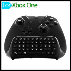 2.4G Wireless Keyboard for xBox One Game Controller pictures & photos