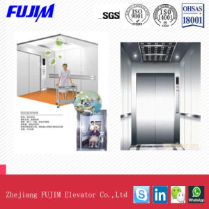 Bright and Clean Space Hospital Bed Elevator on Attractive Price pictures & photos