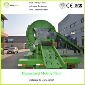 Scrapped and Waste Tire Recycling Shredder (TSD1663) pictures & photos