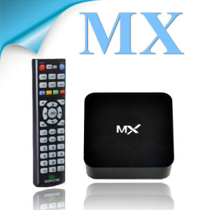 Mx Android TV Box Original 1g/8g Full HD Media Player
