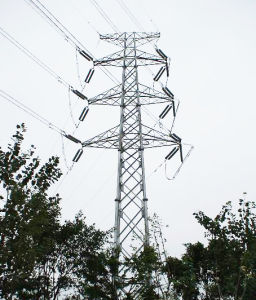 High Quality Transmission Line Angle Steel Tower pictures & photos