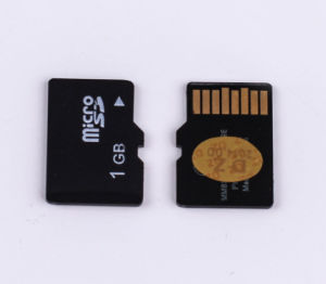High Speed Free Sample 1GB Micro SD Memory Card Class4 TF Card pictures & photos