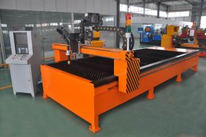 CNC Precision Cutting Machine Plasma and Flame Cutting pictures & photos