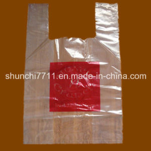 Clear Strong HDPE Color Packaging Bags pictures & photos