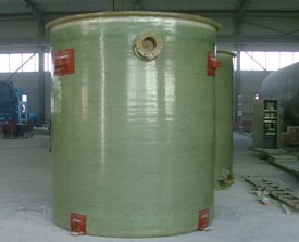 plastic Sheet Lining FRP Tanks pictures & photos