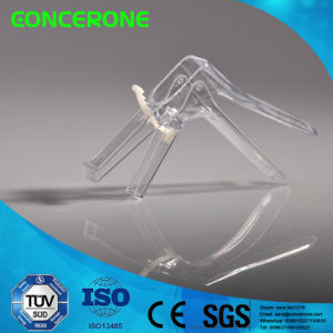 Disposable Vaginal Speculum for Gynecological Examination and Treatment (Spanish type) pictures & photos