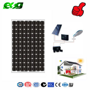 250W Solar Module Panel for Home System