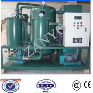 Zym Mobile High Vacuum Lubricating Oil Filter Plant pictures & photos