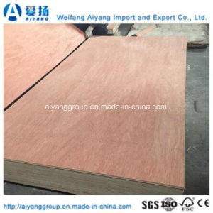 All Size Poplar Core Commercial Plywood for Door Skin pictures & photos