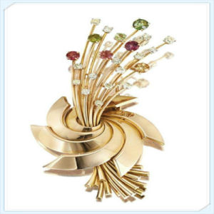 New Design Beautiful Metal Fashion Jewellery Brooch pictures & photos