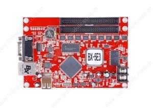 Large Area Single & Dual Color Control Card (BX-5E3) pictures & photos