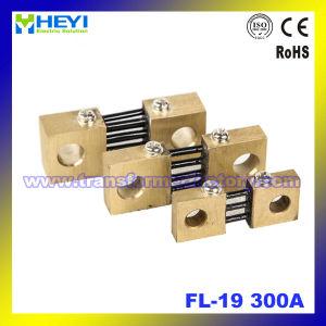 300A Fl-19 Welding Shunt DC Ammeter Shunt Resistance Resistor 300A Class 0.5 pictures & photos