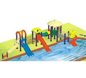 2017 Hot Sell Outdoor Water Park Fiber Glass Water Slide (JS5031) pictures & photos