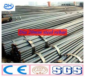 China Concete Reinforcement Steel Rebar for Building pictures & photos