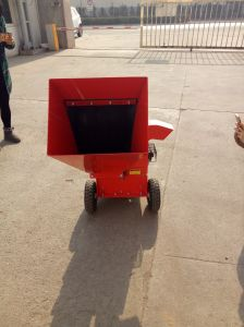 6.5HP Loncin Engine Wood Chipper Shredder Wood Cutter pictures & photos