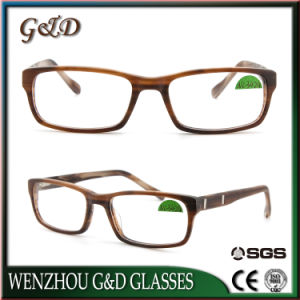 High Quality Acetate Spectacle Optical Frame Eyewear Eyeglass Nc3424 pictures & photos