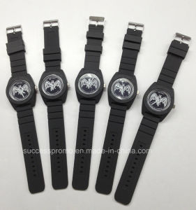 Hot Sale Promotional Gift Sports Silicone Watch pictures & photos
