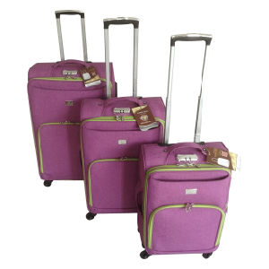 EVA Trolley Case Luggage Bags Suitcase Jb-D014 pictures & photos
