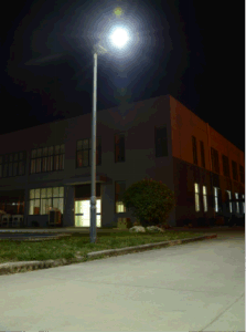 High Efficiency Solar Street Lamp10W pictures & photos