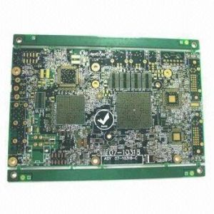 Double Side PCB Circuit Board of Consumer Electronics with UL RoHS ISO9001