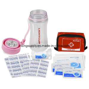 Light Cup Multifunctional First Aid Kit (HS-022) pictures & photos