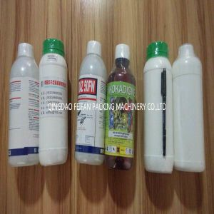 Cheap Price Automatic Bottles Heat Shrink Wrapping Machine pictures & photos