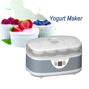 CE RoHS 220V Kitchenware Yogurt Maker