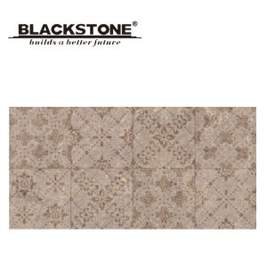 Glazed Polished Flooring Tile with Flower Pattern 6169401 (300xx600) pictures & photos