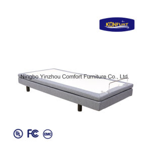 up & Down Bed Electric Adjustable Bed Home Furniture 200bm pictures & photos