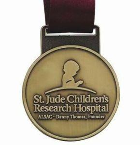 Promotional Copper Metal Medal Medallion