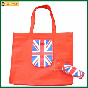 Promotional Wallet Reusable Non Woven Shopping Folding Bag (TP-FB132) pictures & photos